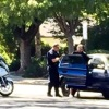 THREE ARRESTED IN MODESTO HOME INVASION ROBBERY AND CARJACKING.