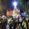Escalon's 2nd Annual Christmas Tree lighting on Main Street