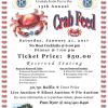 Escalon Kiwanis is Having Their 13th Annual Crab Feed