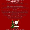 Lorina's Edible Garden invites you to Christmas in Grandpa's Barn!!!