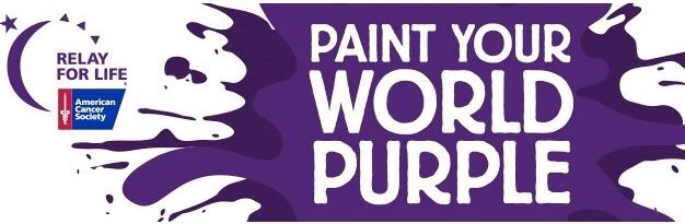 Paint It Purple Relay For Life Ideas