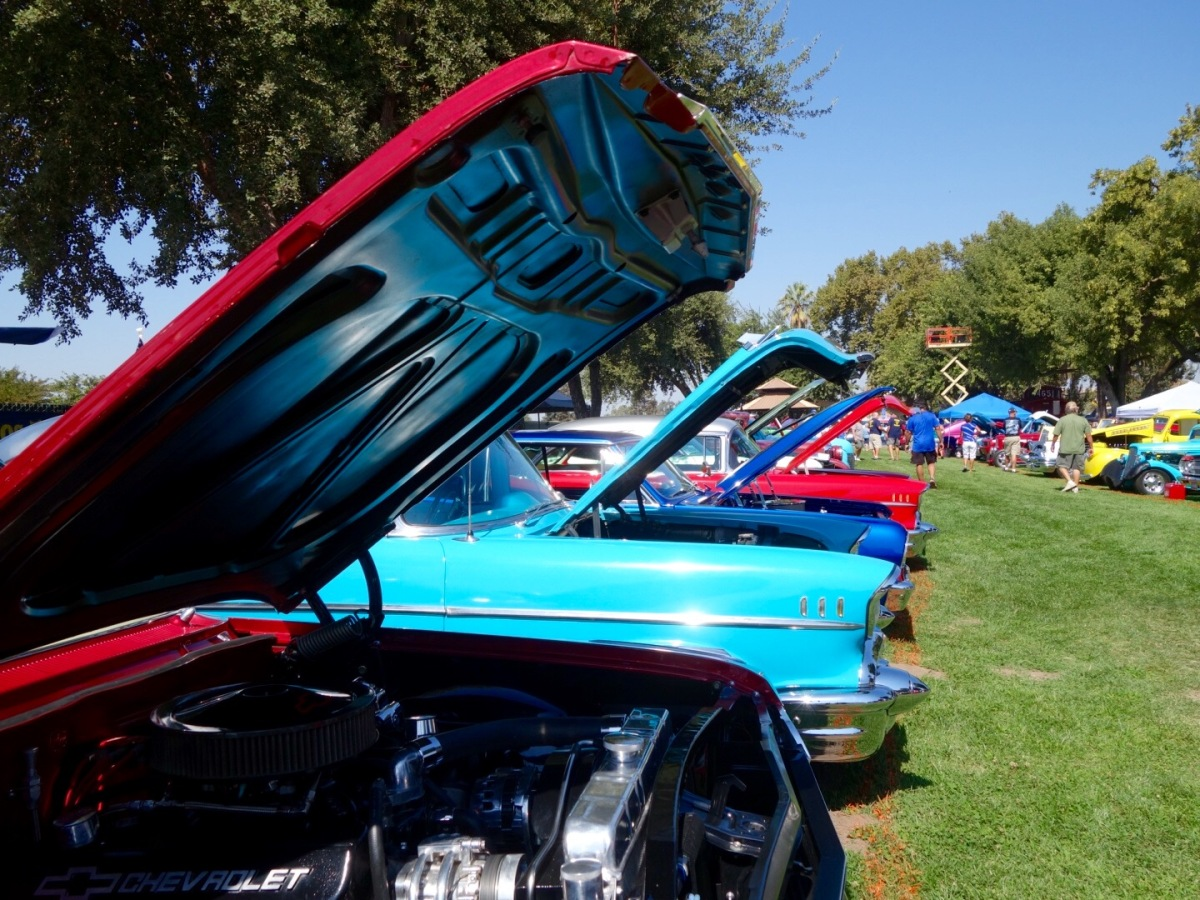 24th Annual Autumn Cruise Hosted By Escalon Lions Club