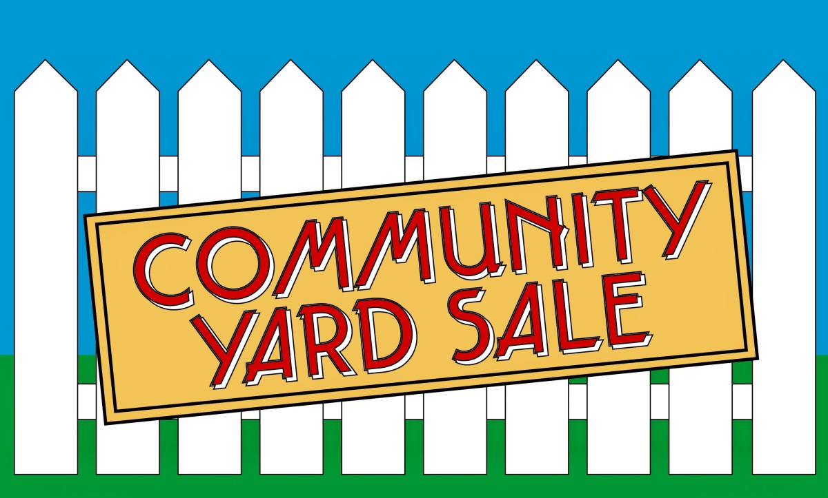 ESCALON'S CITY-WIDE YARD SALE