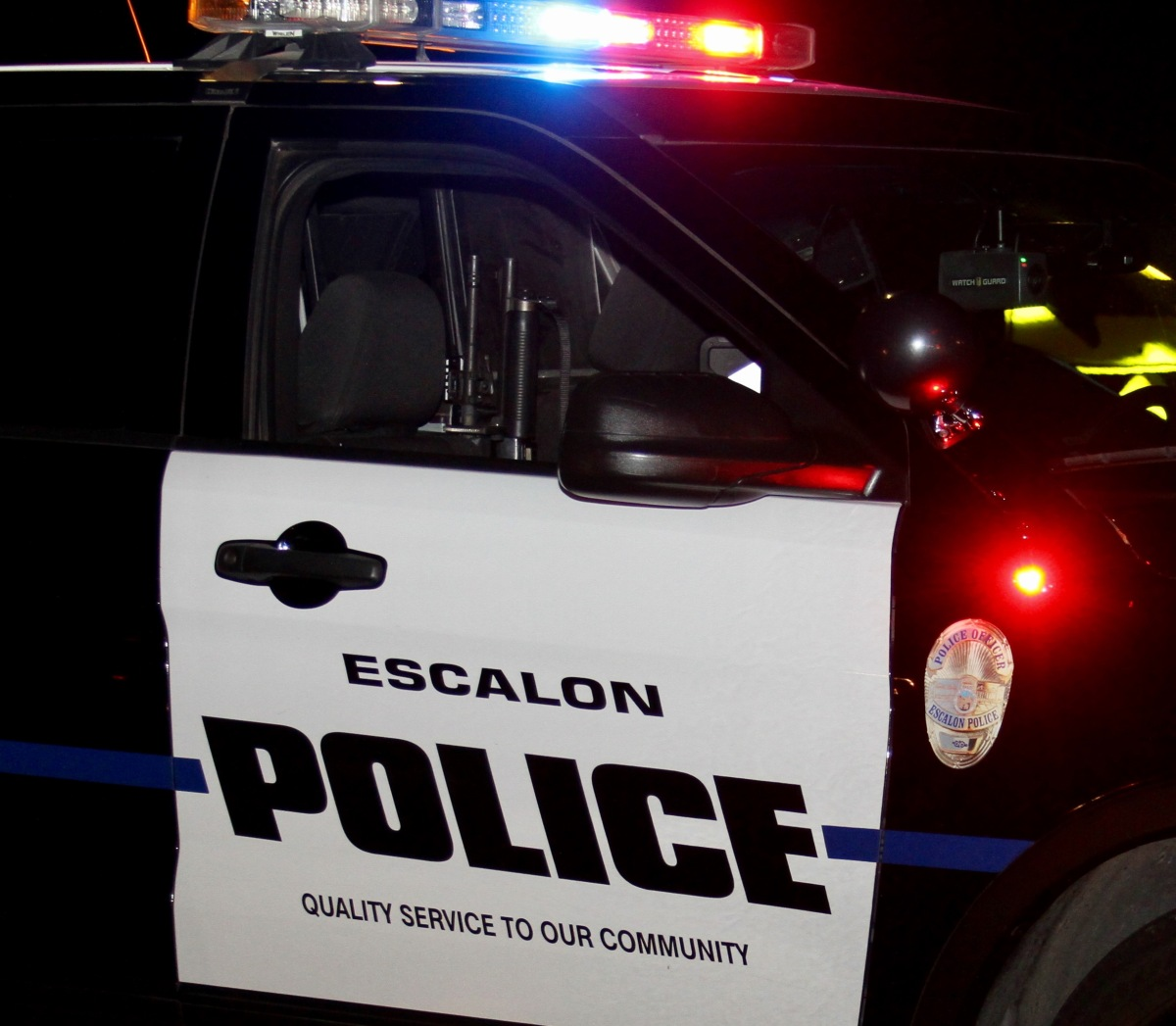 Escalon Police Department's Weekly Activity Log (07/08/18 – 07/16/18)