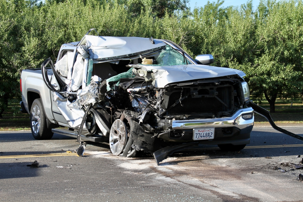 Morning Traffic Collision on Highway 120