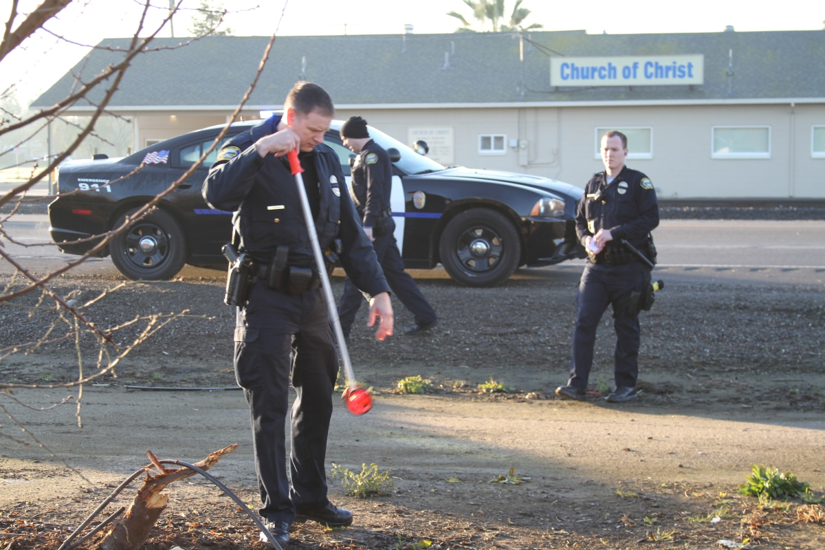 Escalon Police Department's Weekly Activity Log (01/14/19 – 01/20/19)