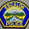 Escalon Police Department's Weekly Activity Log (08/03/2020– 08/09/2020).